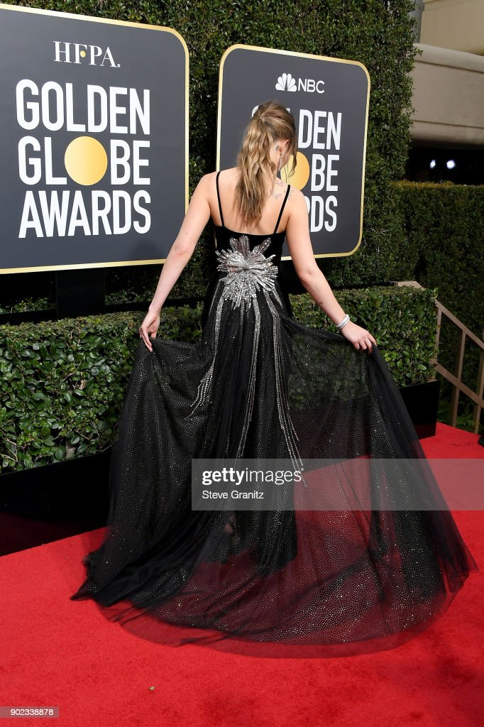 75th Annual Golden Globe Awards - Arrivals : News Photo