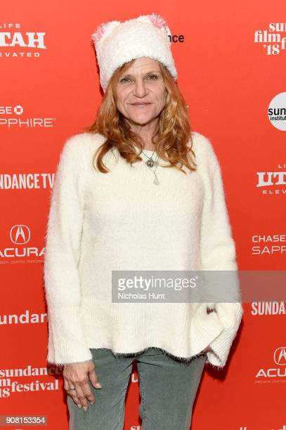 """Actor Dale Dickey attends the """"Leave No Trace"""" Premiere during the 2018 Sundance Film Festival at Eccles Center Theatre on January 20, 2018 in Park..."""
