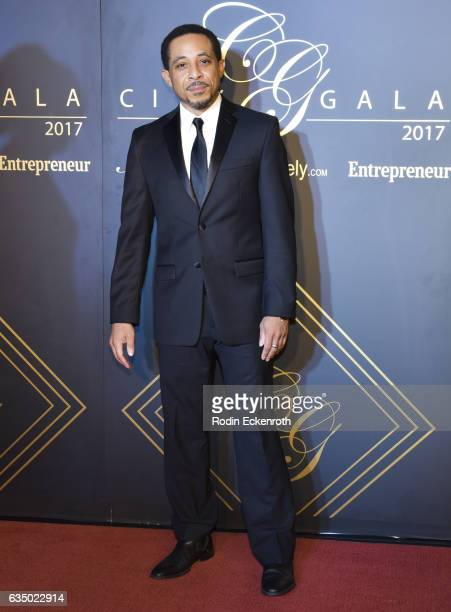 Actor Dale Godboldo attends City Gala 2017 at Walt Disney Concert Hall on February 12 2017 in Los Angeles California