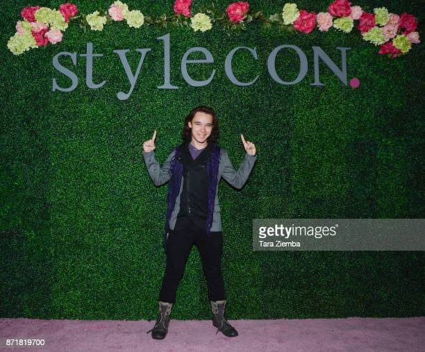 Actor Dalton Cyr attends Stylecon OC at OC Fair and Event Center on November 4 2017 in Costa Mesa California