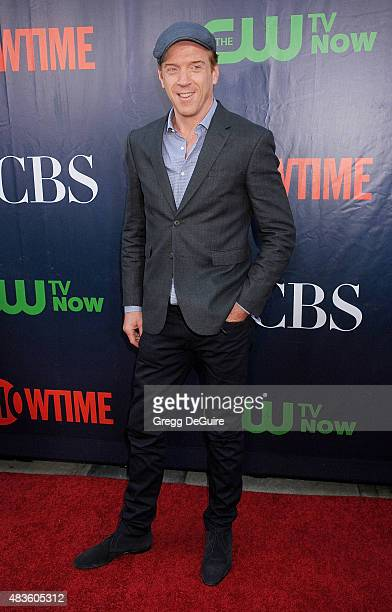 Actor Damian Lewis arrives at the CBS CW And Showtime 2015 Summer TCA Party at Pacific Design Center on August 10 2015 in West Hollywood California