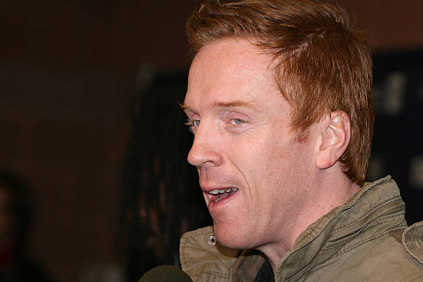 Actor Damian Lewis Attends A Screening Of The Escapist At Eccles Theatre During