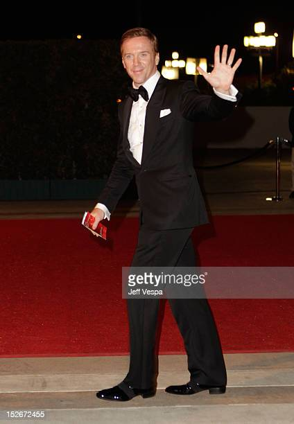 Actor Damian Lewis attends the 64th Primetime Emmy Awards Governors Ball at Los Angeles Convention Center on September 23 2012 in Los Angeles...