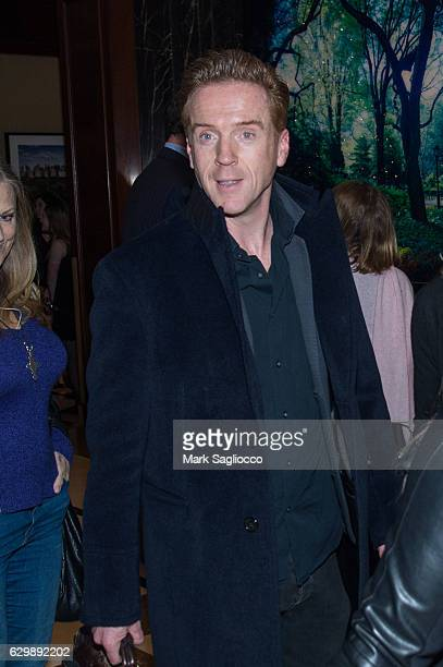 Actor Damian Lewis attends the Baby It's Cold Outside 2016 Revlon Holiday Concert For The Rainforest Fund Gala at JW Marriott Essex House on December...