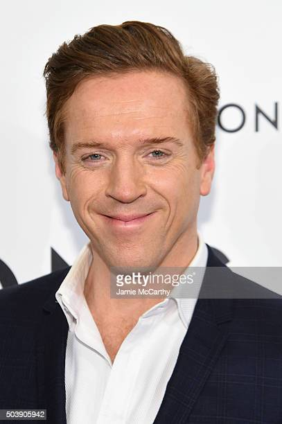 Actor Damian Lewis attends the 'Billions' Series Premiere at Museum of Modern Art on January 7 2016 in New York City