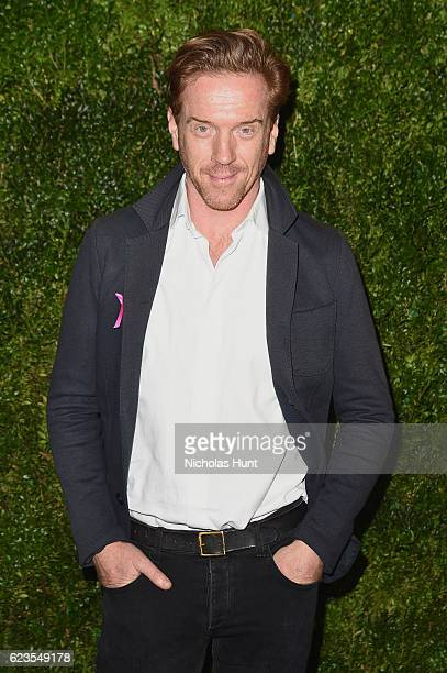 Actor Damian Lewis attends the MoMA Film Benefit presented by CHANEL A Tribute To Tom Hanks at MOMA on November 15 2016 in New York City