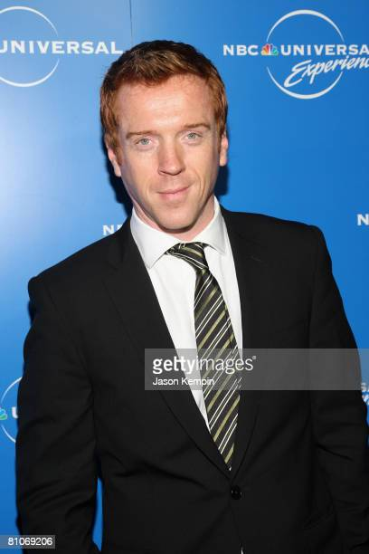 Actor Damian Lewis attends the NBC Universal Experience at Rockefeller Center on May 12 2008 in New York City