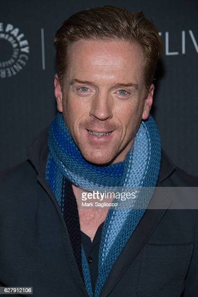 Actor Damian Lewis attends the Paley Live Sneak peek at Billions Season Two plus discussion at Paley Center For Media on December 5 2016 in New York...