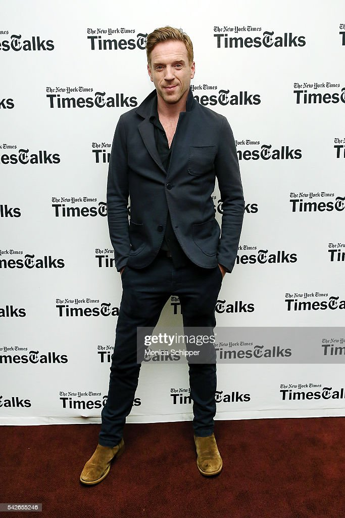TimesTalks Presents In Conversation With Damian Lewis