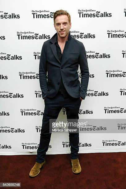 Actor Damian Lewis attends TimesTalks Presents In Conversation With Damian Lewis at DGA Theater on June 23 2016 in New York City