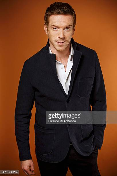 LOS ANGELES CA JANUARY 19 2015 Actor Damian Lewis is photographed for Los Angeles Times on January 19 2015 in Pasadena California PUBLISHED IMAGE...