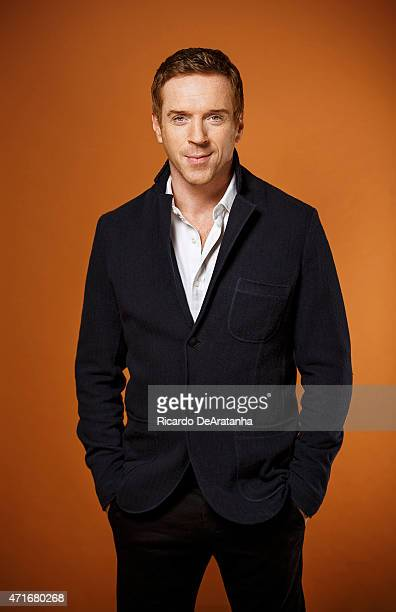 Actor Damian Lewis is photographed for Los Angeles Times on January 19, 2015 in Pasadena, California. PUBLISHED IMAGE. CREDIT MUST READ: Ricardo...