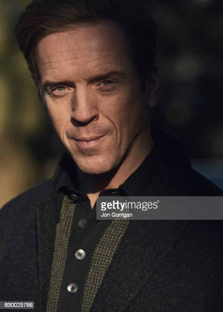 Actor Damian Lewis is photographed for Mr Porter magazine on January 20 2017 in London England