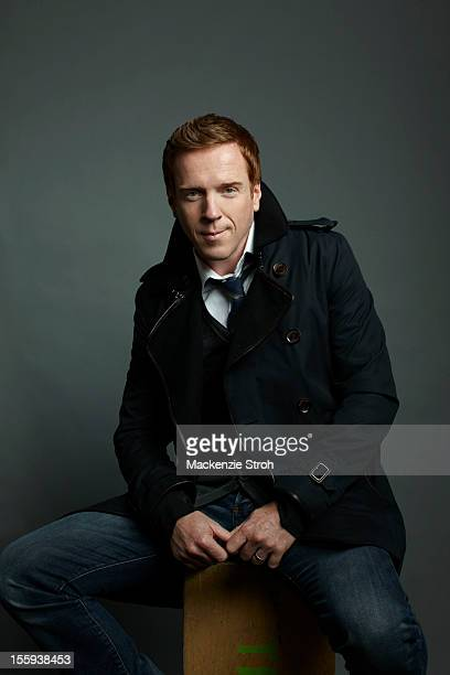Actor Damian Lewis is photographed for The Times Magazine UK on September 10 2012 in New York City