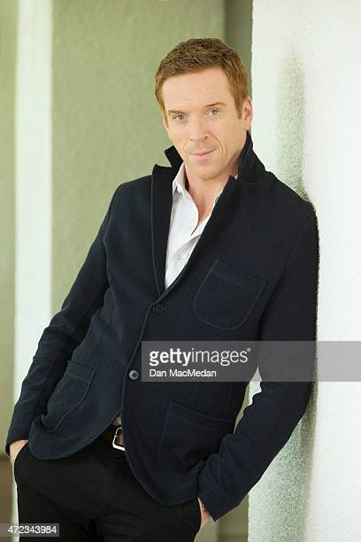 Actor Damian Lewis is photographed for USA Today on January 19 2015 in Pasadena California