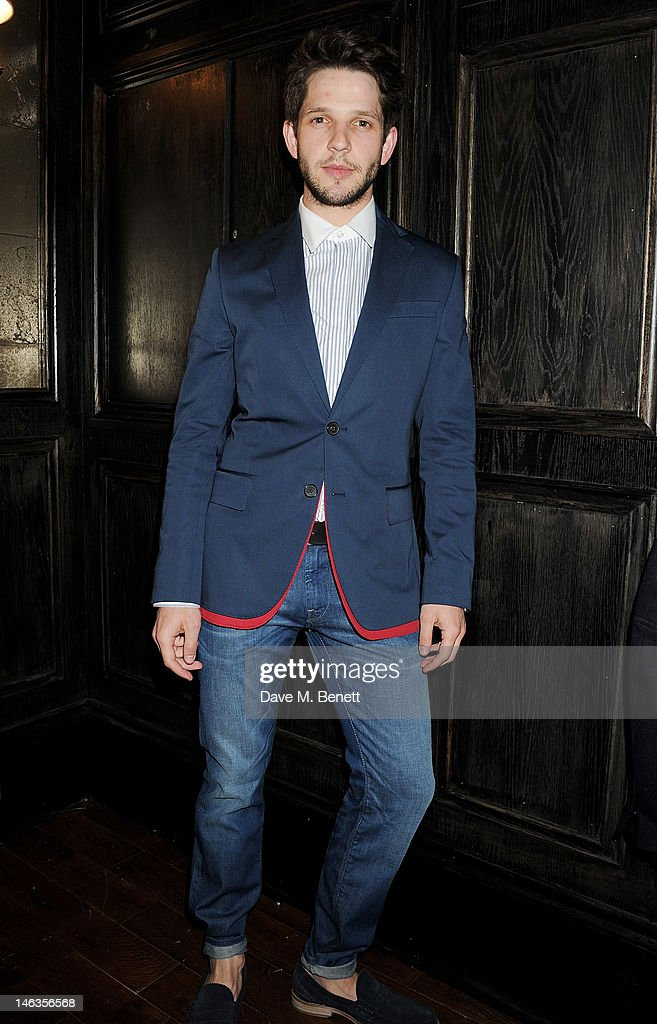 Tommy Hilfiger Hosts Cocktail Party To Celebrate Launch Of London Collections: Men At The Scotch of St James, London : News Photo