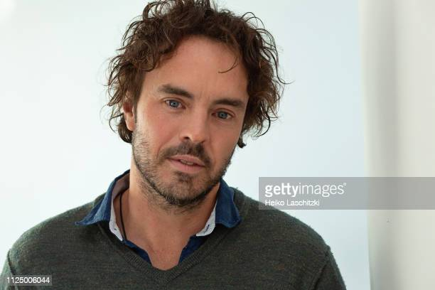 Actor Damon Gameau poses for a portrait during the 69th Berlinale International Film Festival on February 12 2019 in Berlin Germany
