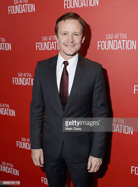 Actor Damon Herriman attends the Screen Actors Guild Foundation 30th Anniversary Celebration at Wallis Annenberg Center for the Performing Arts on...