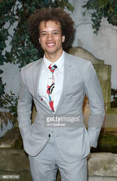 Actor Damon J Gillespie attends the party for Ava DuVernay and Queen Sugar hosted by OWN at Laduree Soho on May 20 2018 in New York City