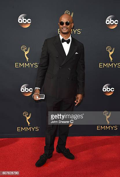Actor Damon Wayans arrives at the 68th Annual Primetime Emmy Awards at Microsoft Theater on September 18 2016 in Los Angeles California