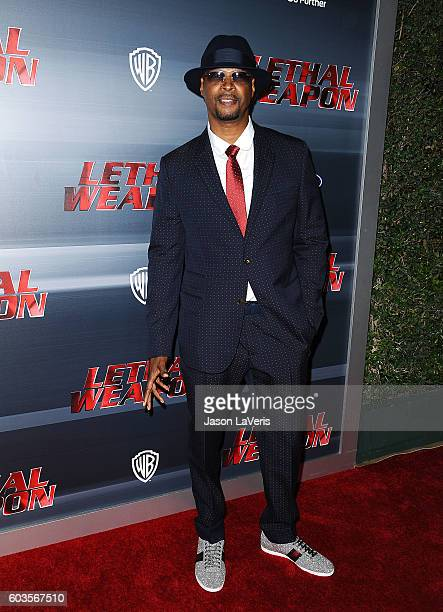 Actor Damon Wayans attends the premiere of 'Lethal Weapon' at NeueHouse Hollywood on September 12 2016 in Los Angeles California