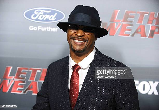 Actor Damon Wayans attends the premiere of Lethal Weapon at NeueHouse Hollywood on September 12 2016 in Los Angeles California
