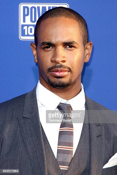 Actor Damon Wayans Jr attends the 'Let's Be Cops' Los Angeles Premiere held at the ArcLight Hollywood on August 7 2014 in Hollywood California