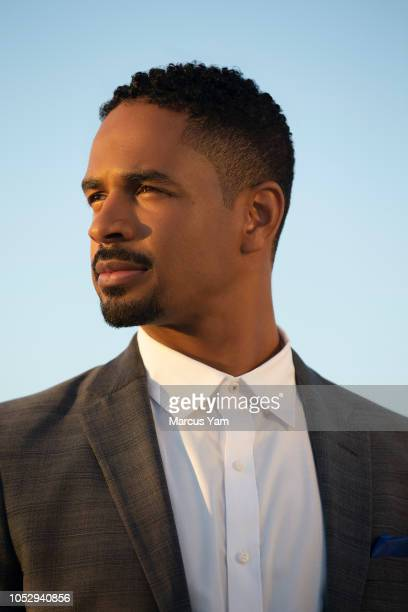 Actor Damon Wayans Jr. Is photographed for Los Angeles Times on September 12, 2014 in Beverly Hills, California. CREDIT MUST READ: Marcus Yam/Los...