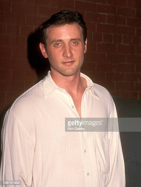 """Actor Dan Abrams attends First Annual """"It List"""" Entertainment Weekly Party on June 24, 2002 at Milk Studios in New York City."""