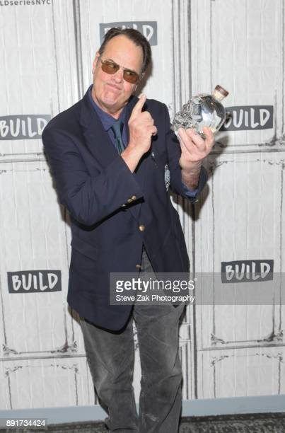 Actor Dan Aykrod attends Build Series to discuss Crystal Head Vodka at Build Studio on December 13 2017 in New York City