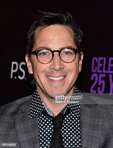 Actor Dan Bucatinski attends PS Arts' The pARTy at NeueHouse Hollywood on May 20 2016 in Los Angeles California