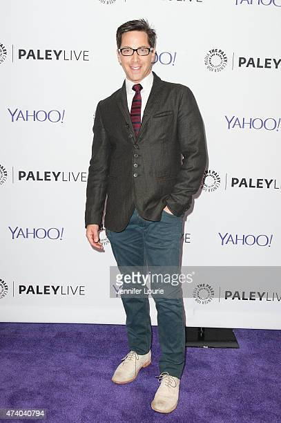 Actor Dan Bucatinsky arrives at The Paley Center For Media Presents an Evening With HBO's The Comeback at The Paley Center for Media on May 19 2015...