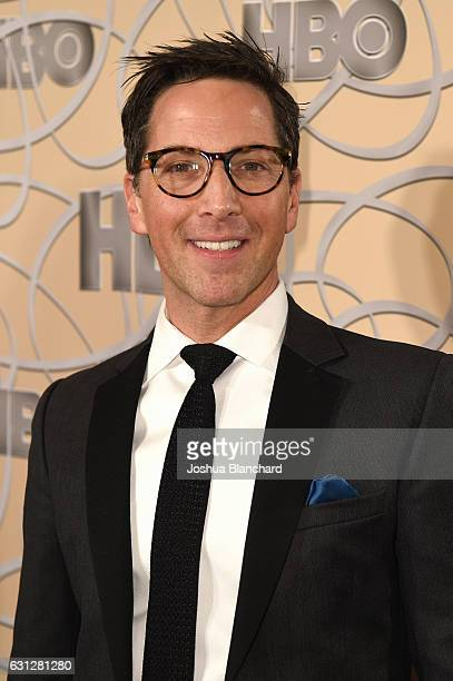 Actor Dan Bucatinsky attends HBO's Official Golden Globe Awards After Party at Circa 55 Restaurant on January 8 2017 in Beverly Hills California