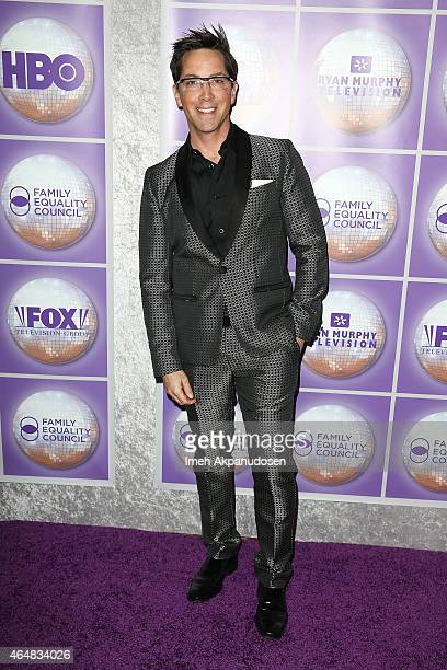 Actor Dan Bucatinsky attends the Family Equality Council's Los Angeles Awards Dinner at The Beverly Hilton Hotel on February 28 2015 in Beverly Hills...