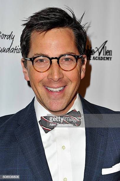 Actor Dan Bucatinsky attends the US Premiere of Debbie Allen's 'Freeze Frame' at The Wallis Annenberg Center for the Performing Arts on February 4...