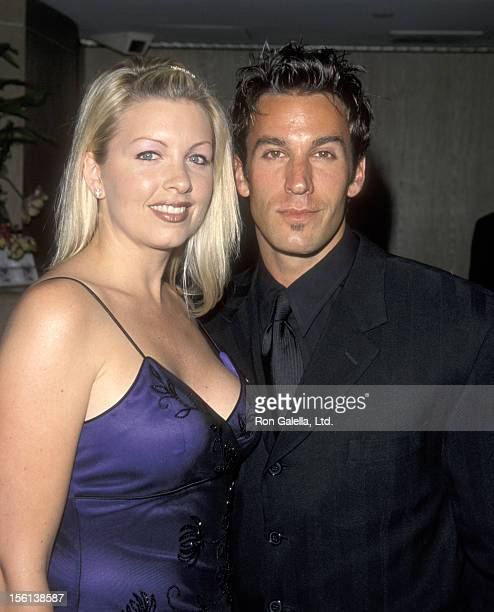 Actor Dan Cortese and Dee Dee Hemby attend the 19th Annual St Jude Children's Research Hospital Gala Benefit on March 4 1999 at Beverly Hilton Hotel...