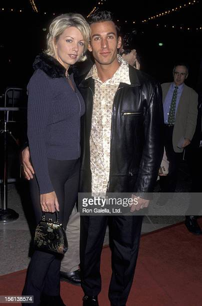 Actor Dan Cortese and Dee Dee Hemby attend the 'For Richer or Poorer' Century City Premiere on December 4 1997 at Cineplex Odeon Cinemas in Century...