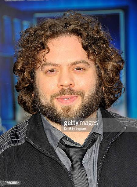 Actor Dan Fogler arrives at 'Mars Needs Moms 3D' Los Angeles Premiere at the El Capitan Theatre on March 6 2011 in Hollywood California