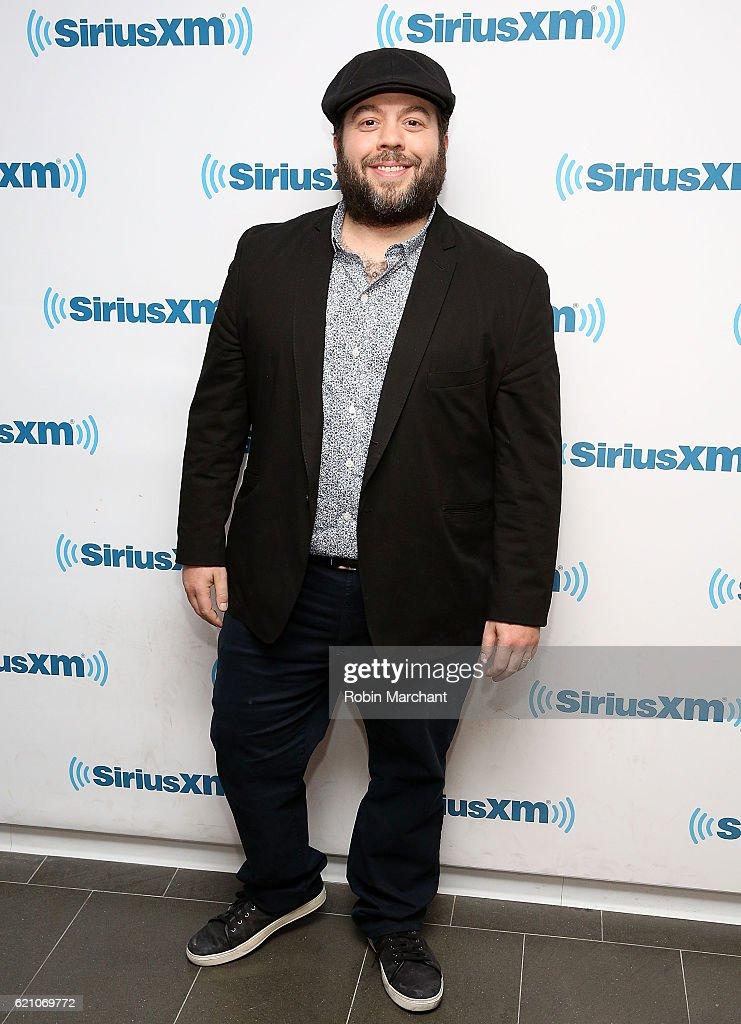 Celebrities Visit SiriusXM - November 4, 2016