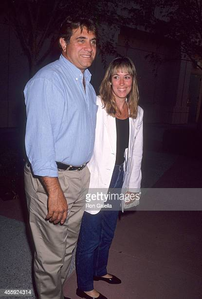 Actor Dan Lauria and wife Eileen Cregg attend the Screening of the Showtime Original Movie Basic Values Sex Shock Censorship in the 90's on June 30...