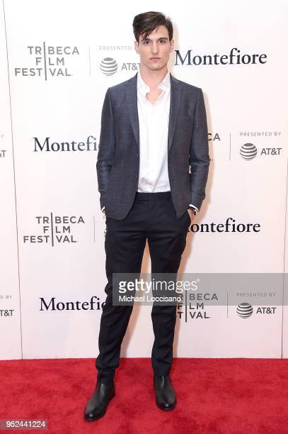 Actor Dan O'Brien attends the premiere of Summertime with Tribeca Talks Storytellers during the 2018 Tribeca Film Festival at BMCC Tribeca PAC on...