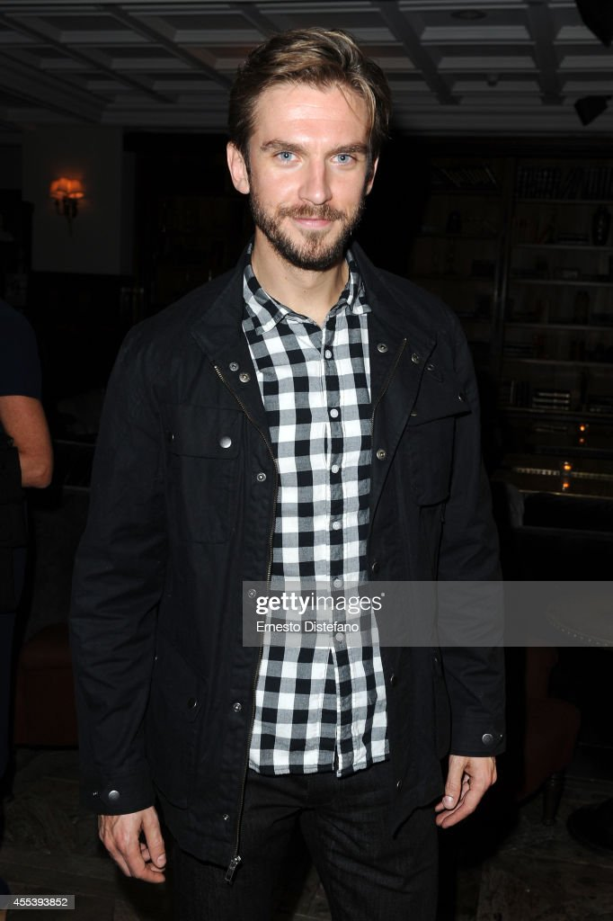 Actor Dan Stevens at 'A Little Chaos' world premiere party hosted by GREY GOOSE vodka and Soho House Toronto during TIFF on September 13, 2014 in Toronto, Canada.