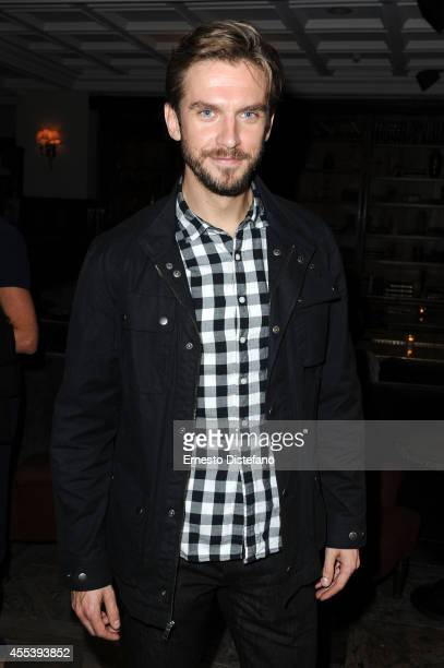"""Actor Dan Stevens at """"A Little Chaos"""" world premiere party hosted by GREY GOOSE vodka and Soho House Toronto during TIFF on September 13, 2014 in..."""