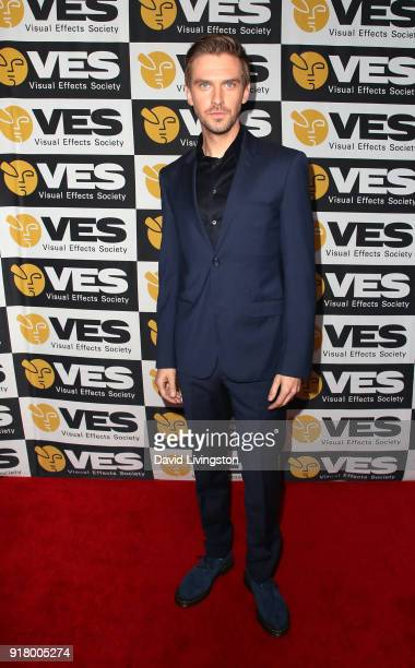 Actor Dan Stevens attends the 16th Annual VES Awards at The Beverly Hilton Hotel on February 13 2018 in Beverly Hills California