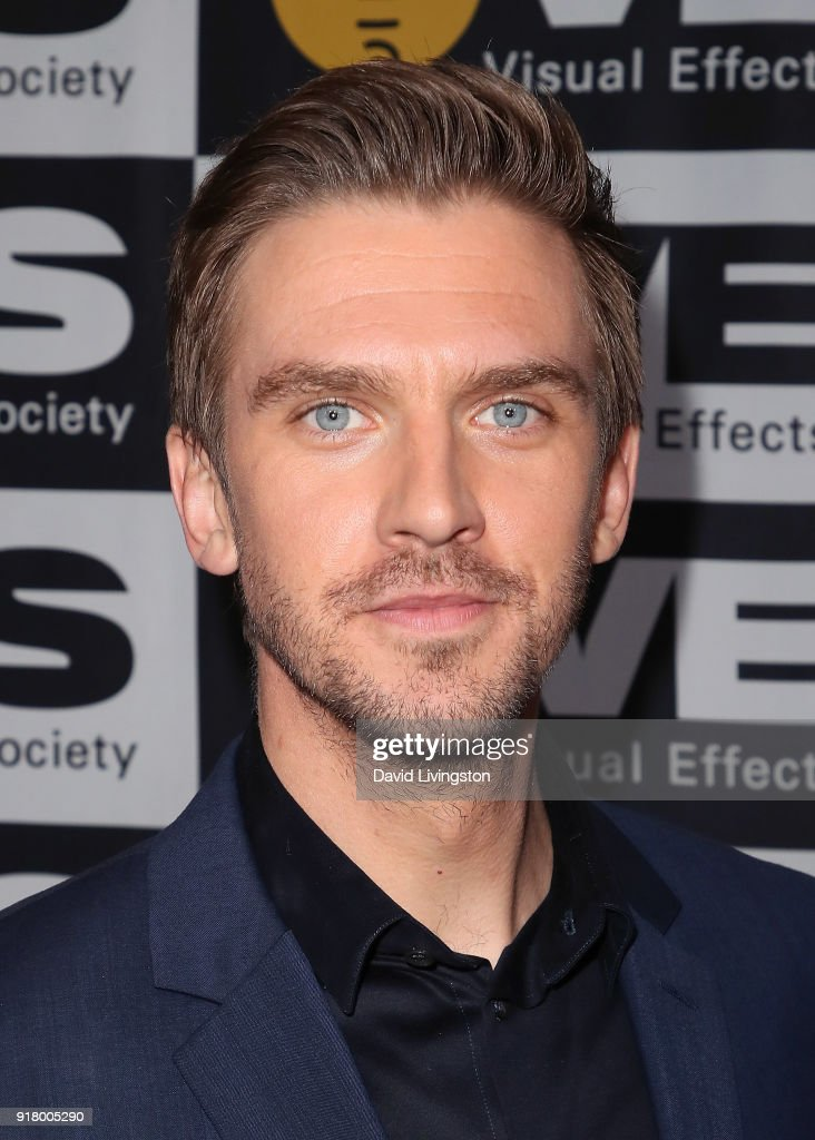 Actor Dan Stevens attends the 16th Annual VES Awards at The Beverly Hilton Hotel on February 13, 2018 in Beverly Hills, California.