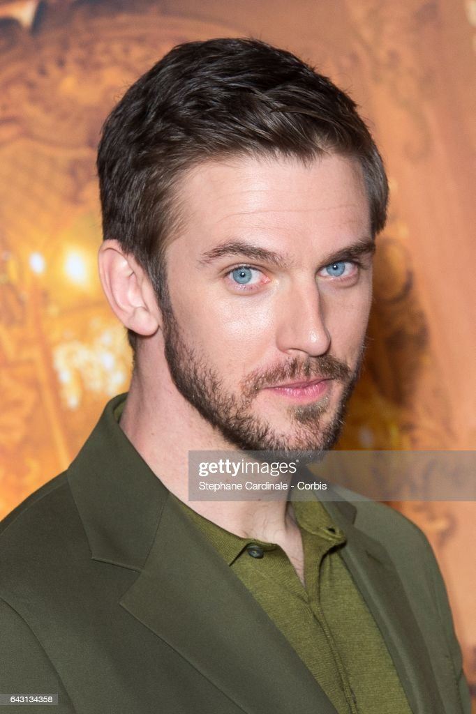 Actor Dan Stevens attends the 'Beast And Beauty - La Belle Et La Bete' Paris Photocall at Hotel Meurice on February 20, 2017 in Paris, France.