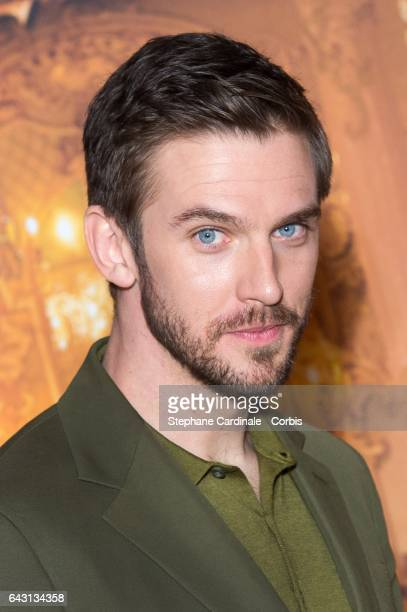 Actor Dan Stevens attends the 'Beast And Beauty La Belle Et La Bete' Paris Photocall at Hotel Meurice on February 20 2017 in Paris France