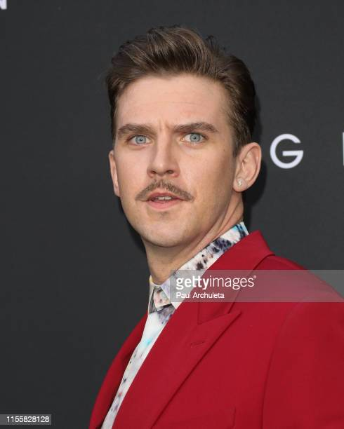 Actor Dan Stevens attends the LA premiere of FX's Legion season 3 at ArcLight Hollywood on June 13 2019 in Hollywood California