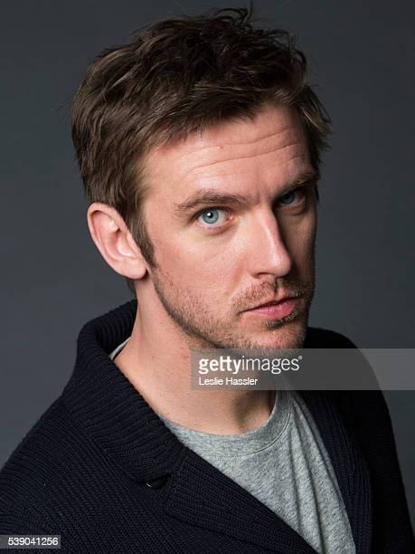 Actor Dan Stevens is photographed for Glamourcom on April 16 2016 in New York City