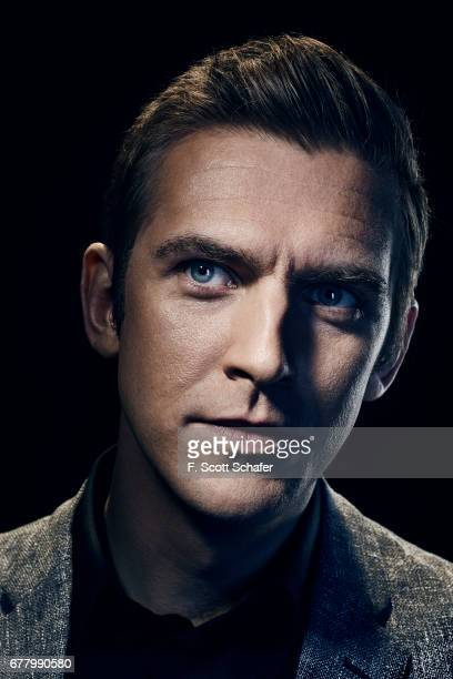 Actor Dan Stevens is photographed for Variety on December 12 2016 in Los Angeles California PUBLISHED IMAGE